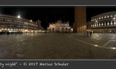 2017-11: Venezia – Piazza San Marco by night