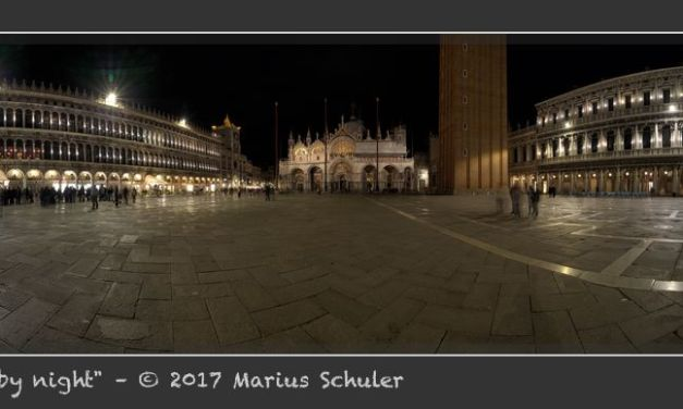 2017-11: Venezia – Piazza San Marco by night