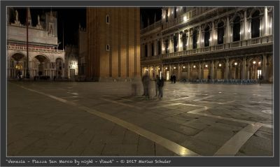 Venezia – Piazza San Marco by night – View6