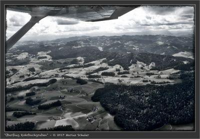 Überflug Rohrbachgraben