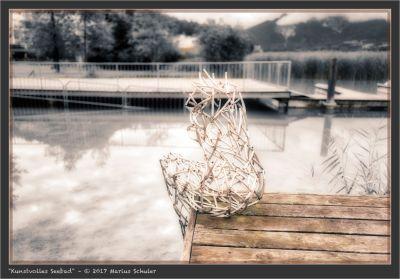 Kunstvolles Seebad
