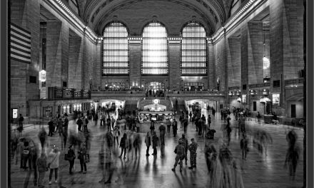 2017-49: NYC Grand Central Terminal Flashmob