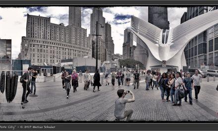 2017-52: NYC Sightseeing