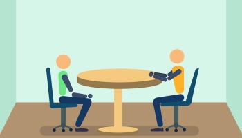 cómo hacer una entrevista escrita
