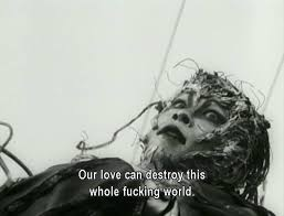 Tetsuo, the Iron Man (1989) By Shinya... - Experimental Film ...