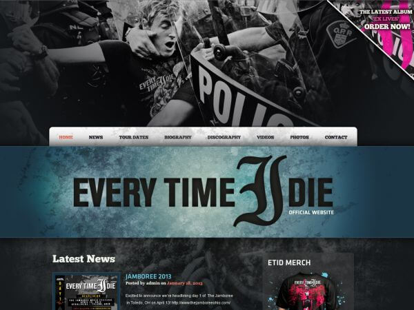 everytimeidie.net