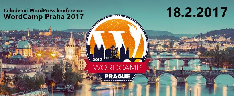 WordPress WordCamp Praha 2017 – Tisková zpráva