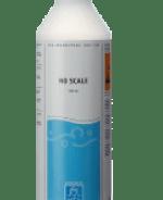 Spa balance - pH scale