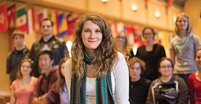 Martine Appel - Faith at St. Olaf