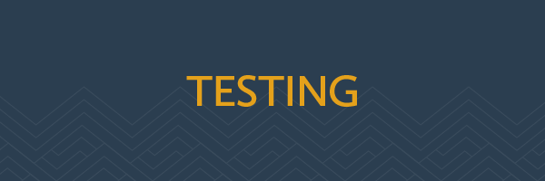 FAQ_Testing