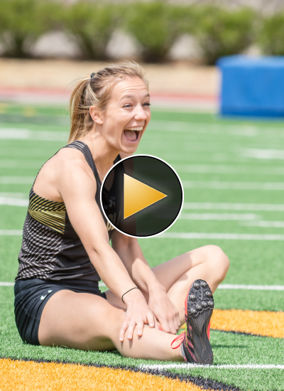 Why St. Olaf? Watch Women's Cross Country