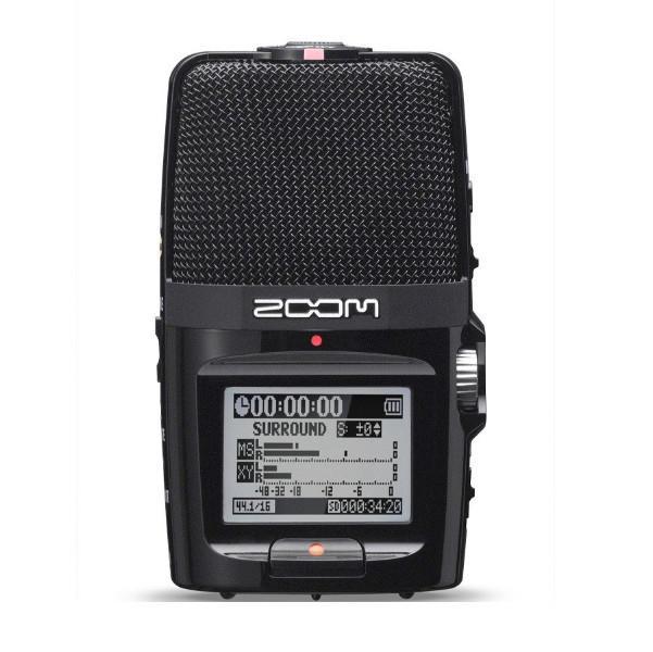 zoom h2n handy portable stereo recorder  disco  digital