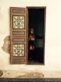 Her Doorway