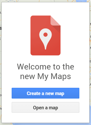 Google My Maps – Information Technology