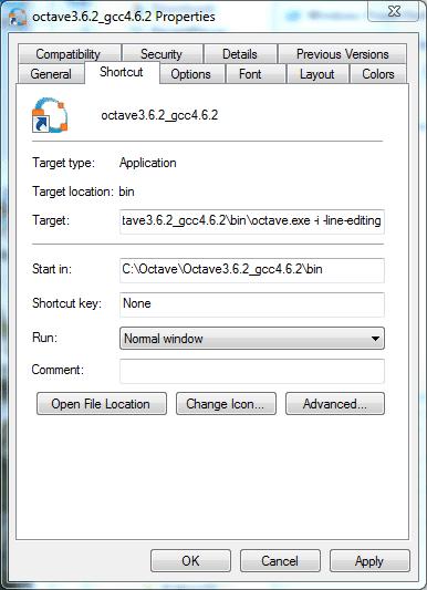 Installing GNU Octave on Windows – Information Technology