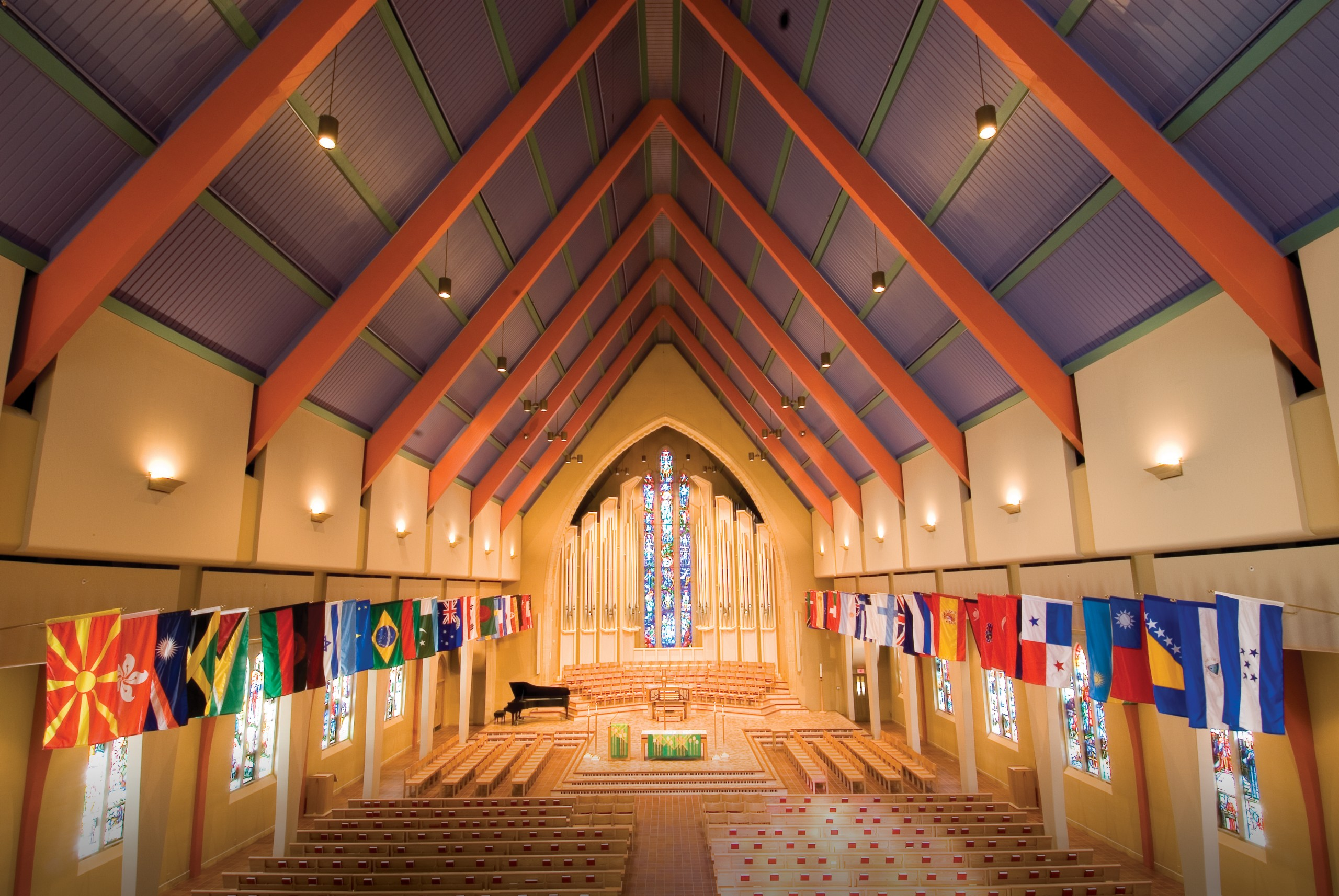 Boe Chapel