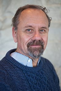 St. Olaf Professor of History Mike Fitzgerald