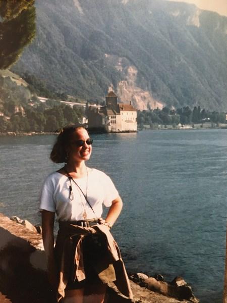 Karla Hult, Global Semester Student, 1994–95