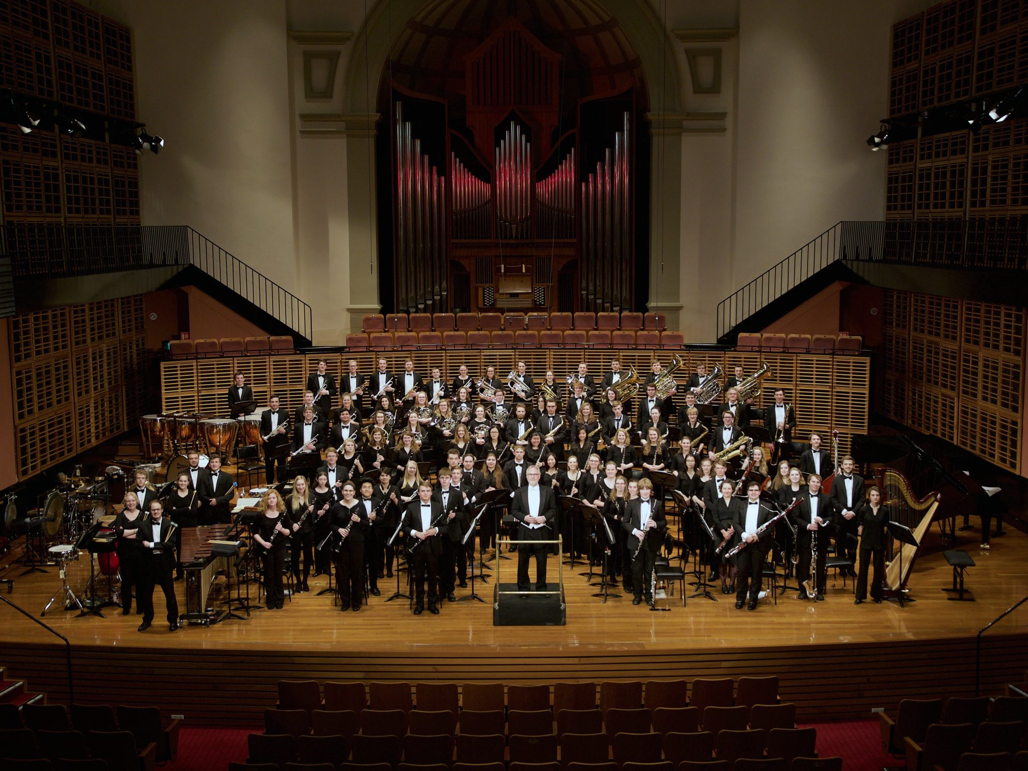 Concert will celebrate St. Olaf Band\'s return from Australia and New ...
