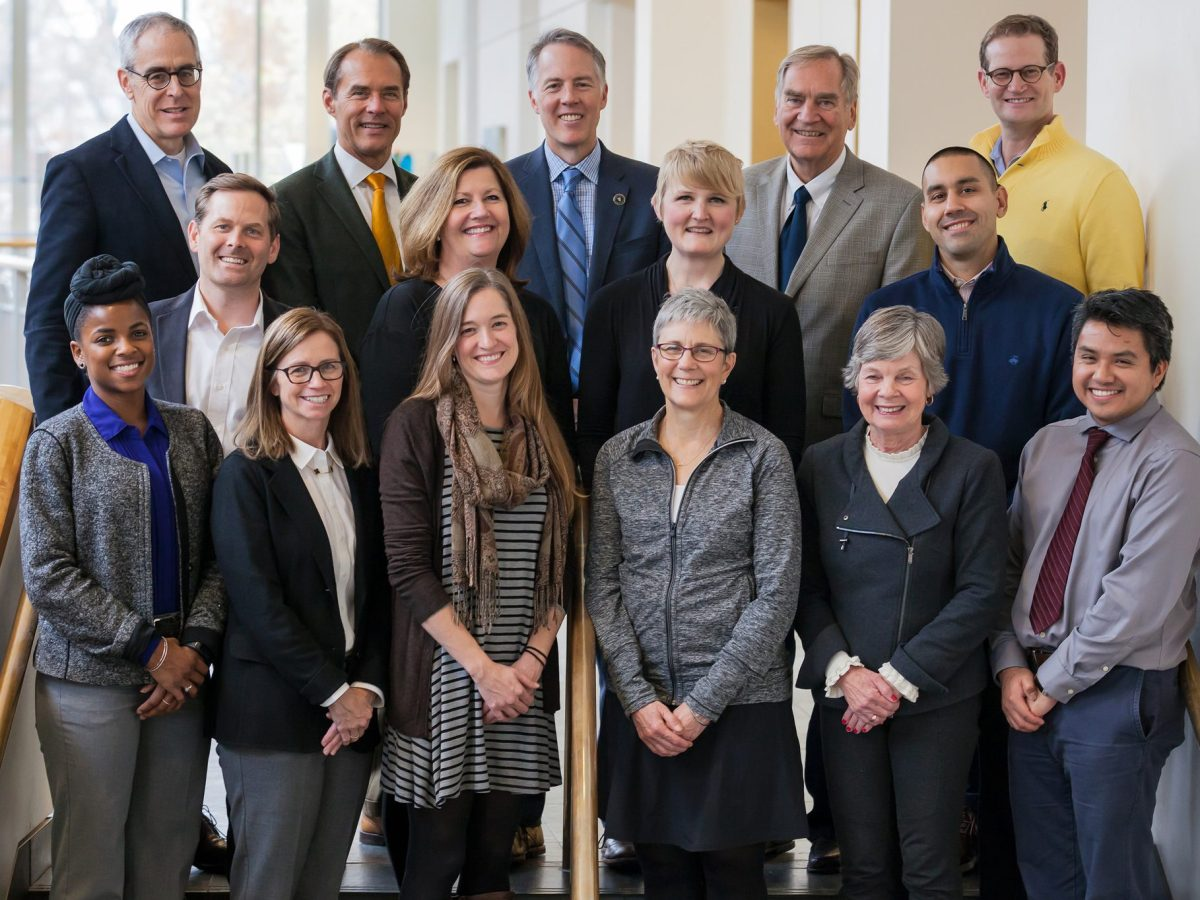 Impact and inspiration: Meet the St  Olaf Alumni Board – St