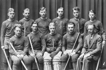 The Original Ole Pucksters4-3