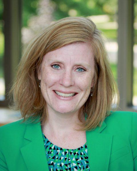 Portrait of Kirsten Cahoon