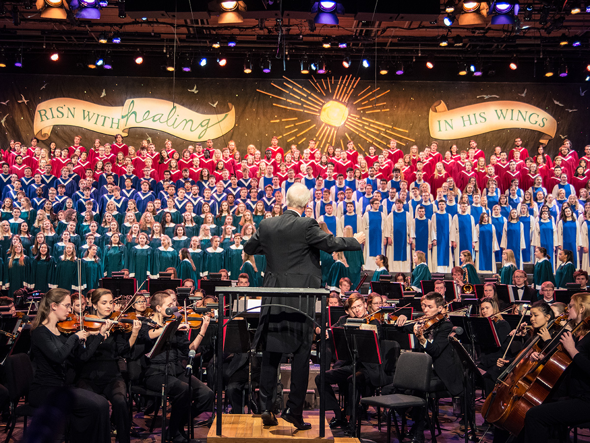 St. Olaf celebrates the season with annual Christmas Festival – St ...