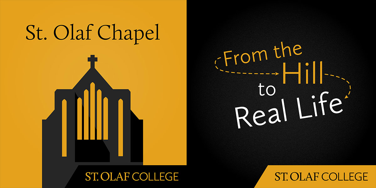 St. Olaf College podcasts