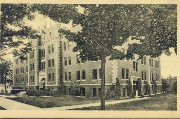 Mohn Hall (Northfield Historical Society)