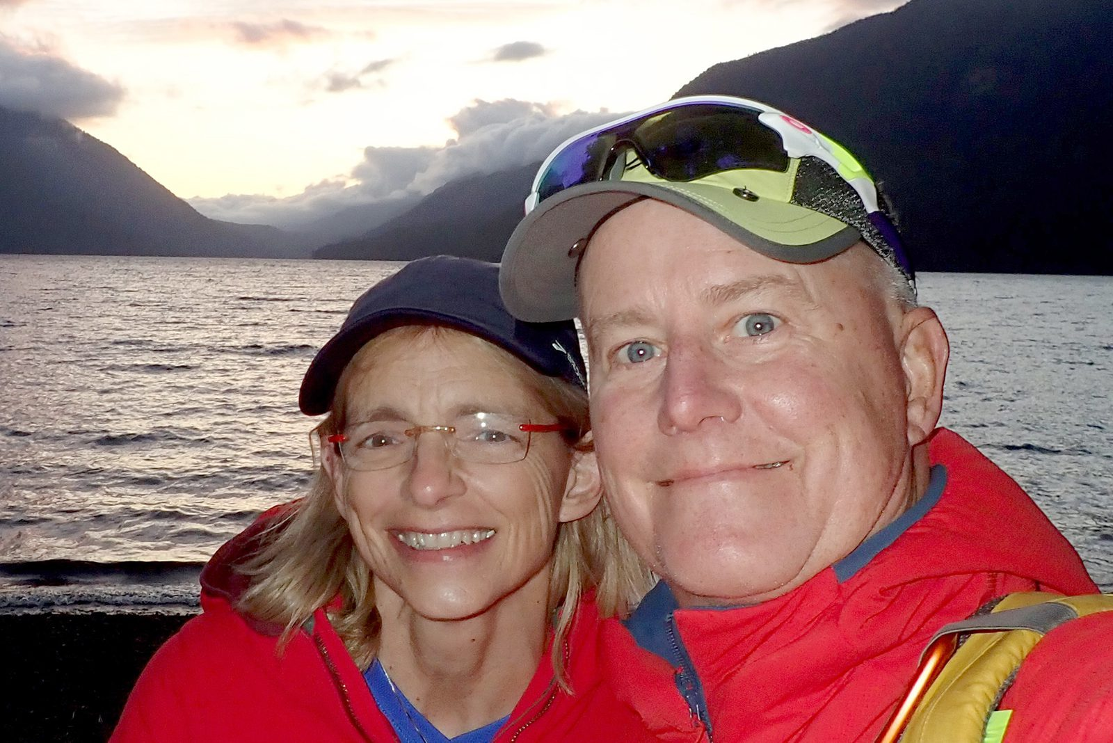 Randy and Lori Cassling P '12