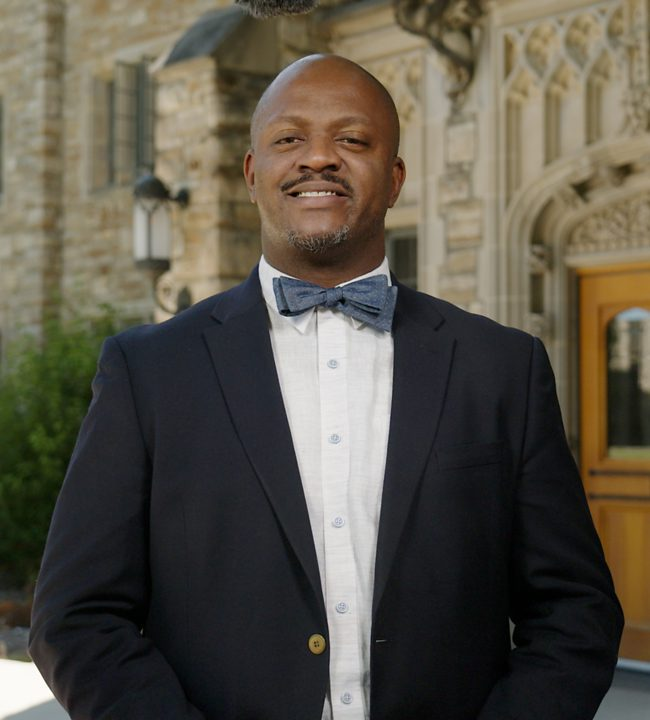 Vice President for Student Life Hassel Morrison