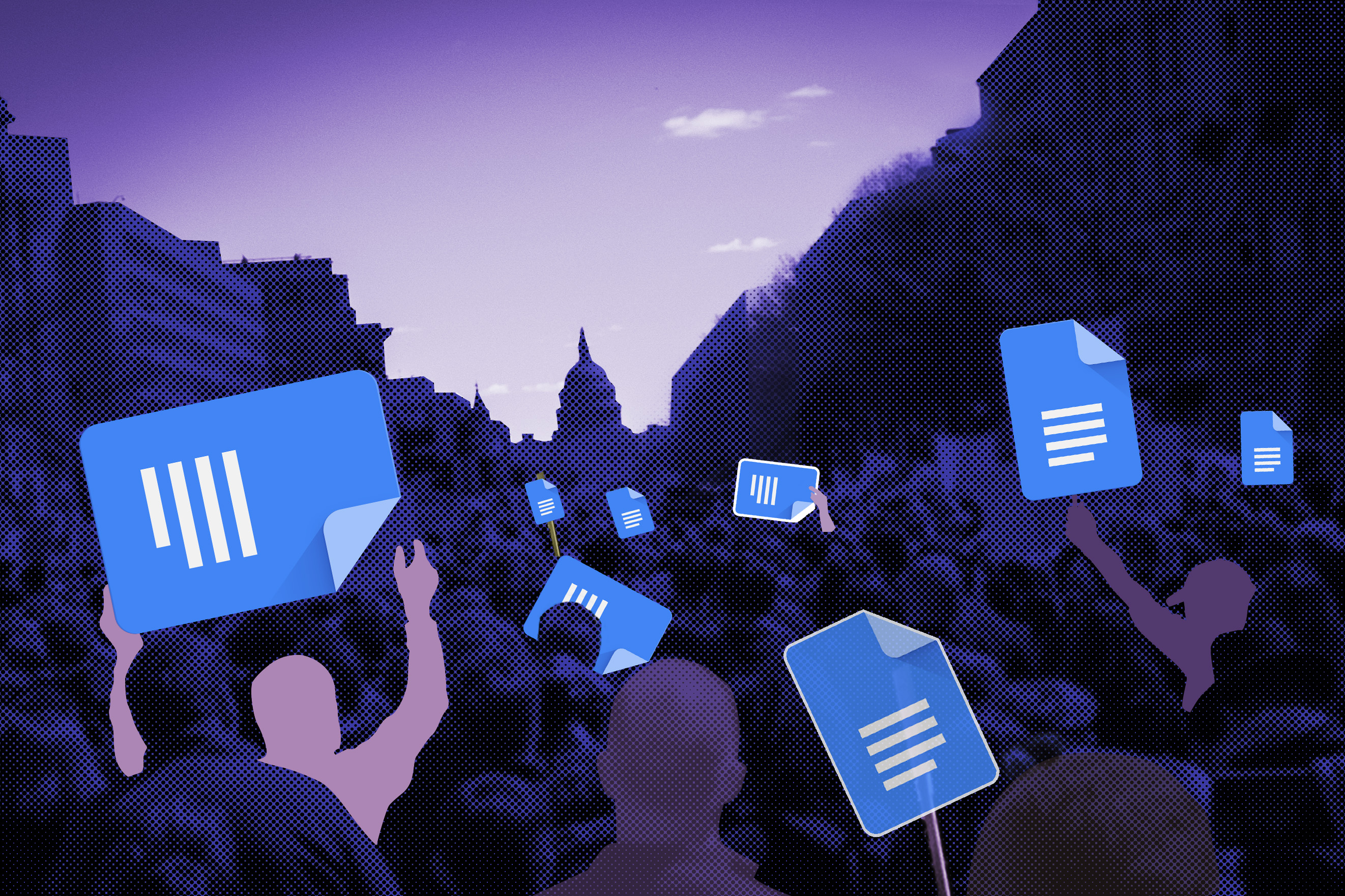 Photo of How Google Docs became the social media of the resistance