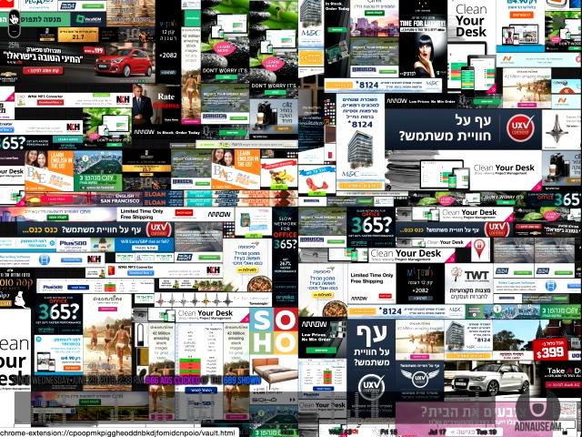 anuncios en los que se hizo clic