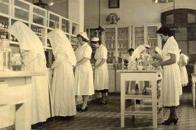Farmácia - década de 1940.