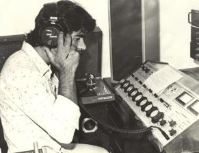 Primórdios da Rádio Cosmos (Atual Rádio Federal FM) – Primeira rádio FM Educativa do Rio Grande do Sul.