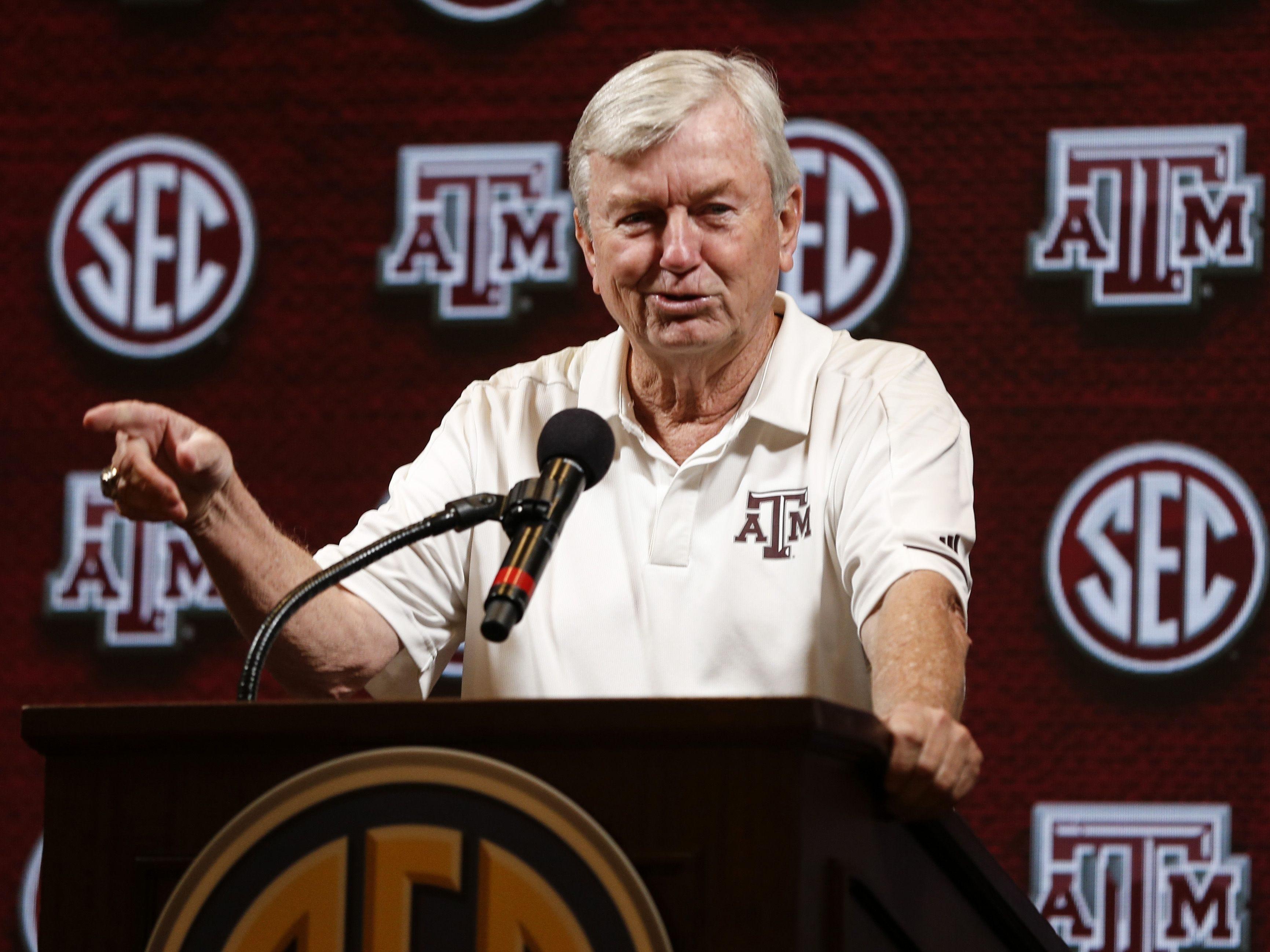 SEC coaches select Texas A&M as women's basketball favorite   USA TODAY Sports