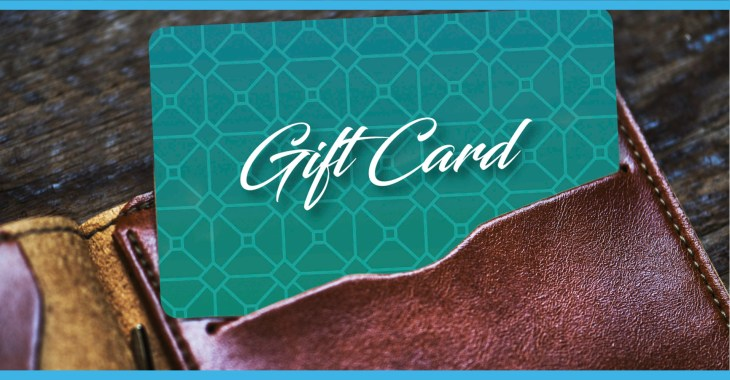 advantages of gift cards wallet
