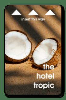 hospitality hotel access card