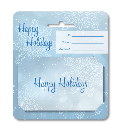 Holiday Snowflake: Hanging Carrier