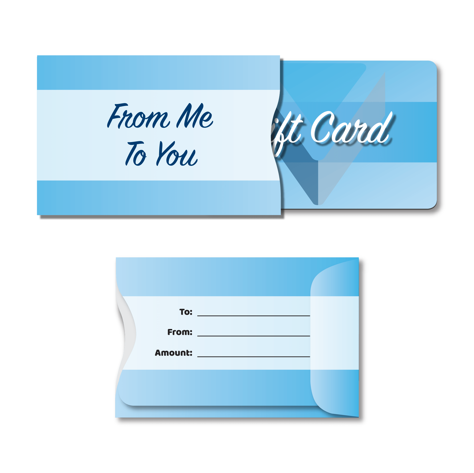 Card in Envelope Sleeve