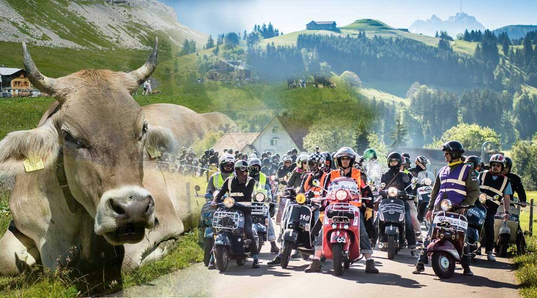 Vespina 2017 in Appenzell