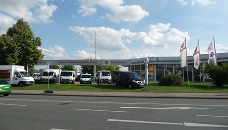 Wagner + Schmid Automobile GmbH Standort Riesa