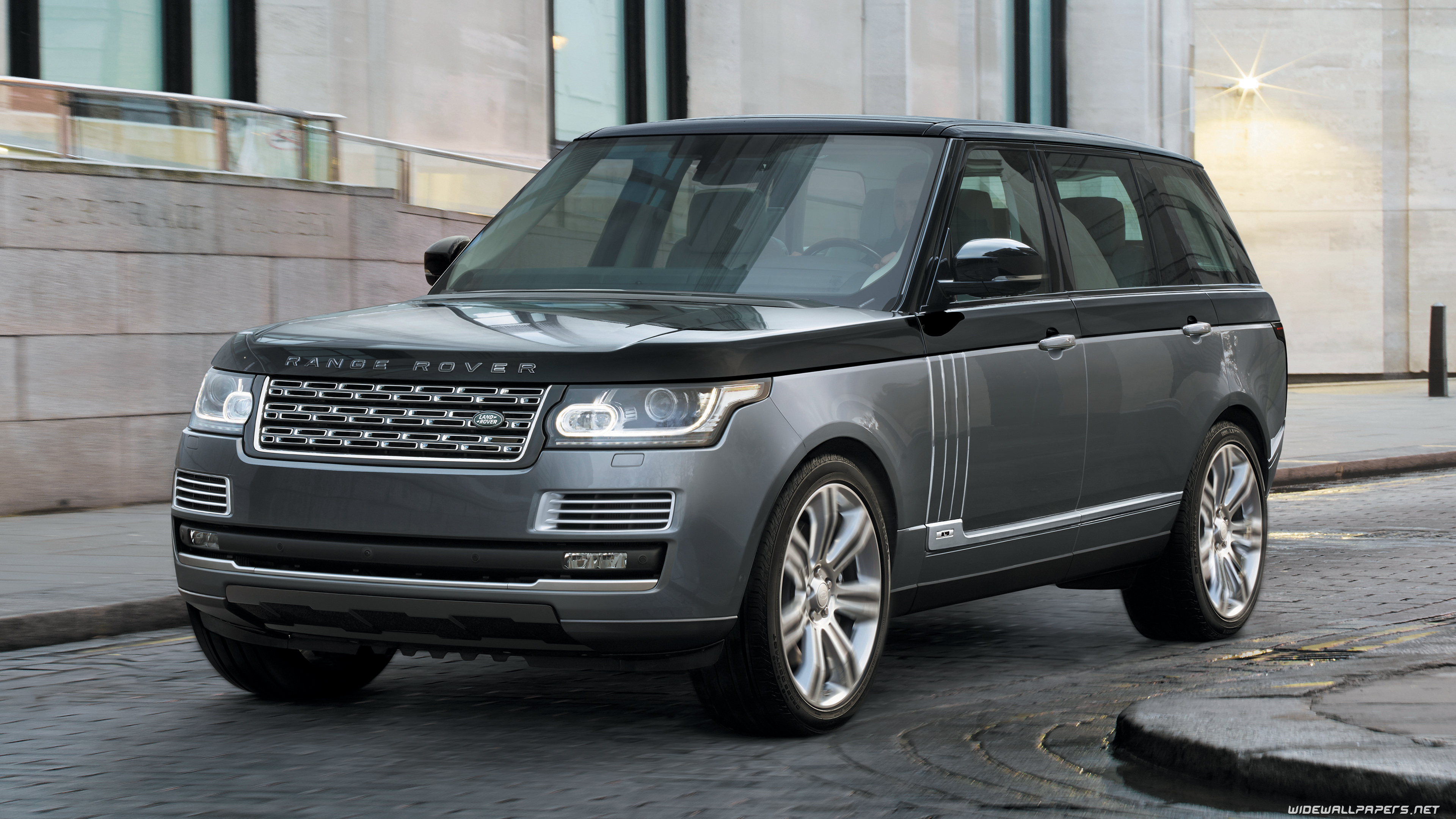 Range Rover cars desktop wallpapers 4K Ultra HD