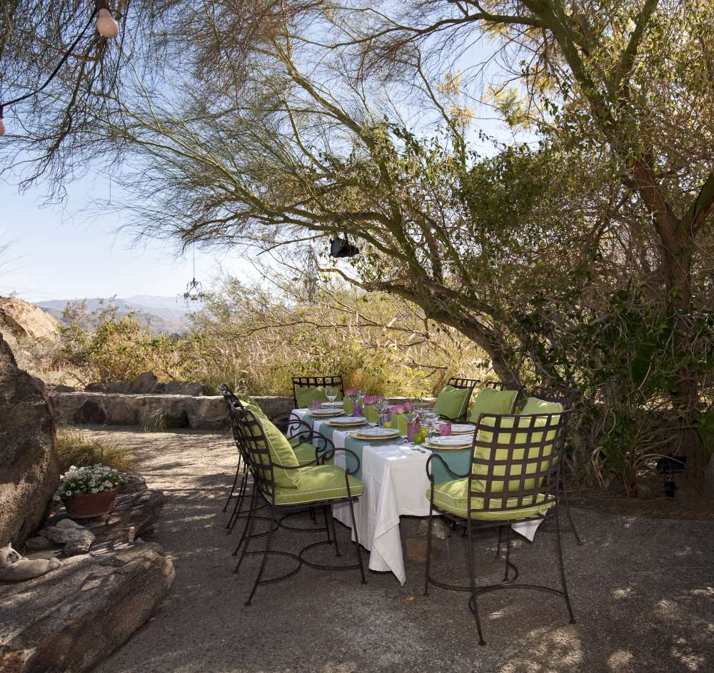 House Of The Week Suzanne Somers Resort Worthy Palm