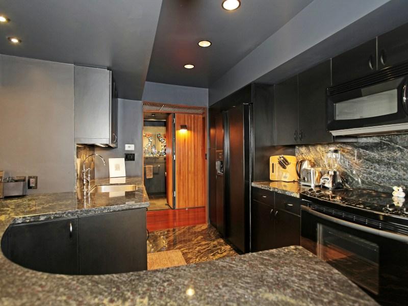 Modern Kitchen Design Condo
