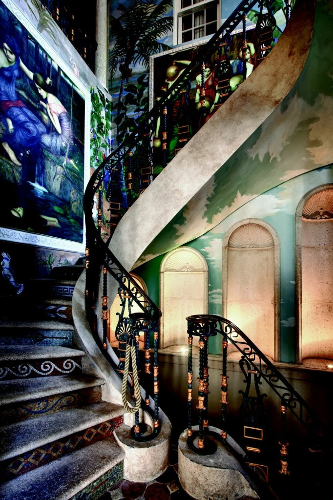 Versace Mansion Goes to Bankruptcy Auction