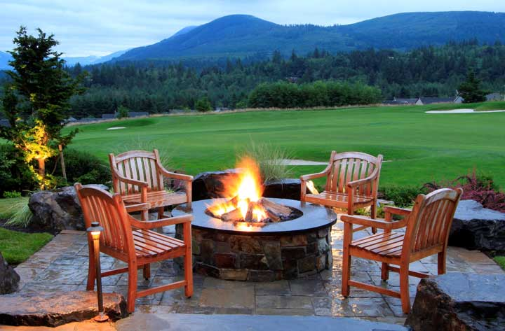 low chairs for fire pit eames chair shock mounts 5 designs trending in the pacific northwest