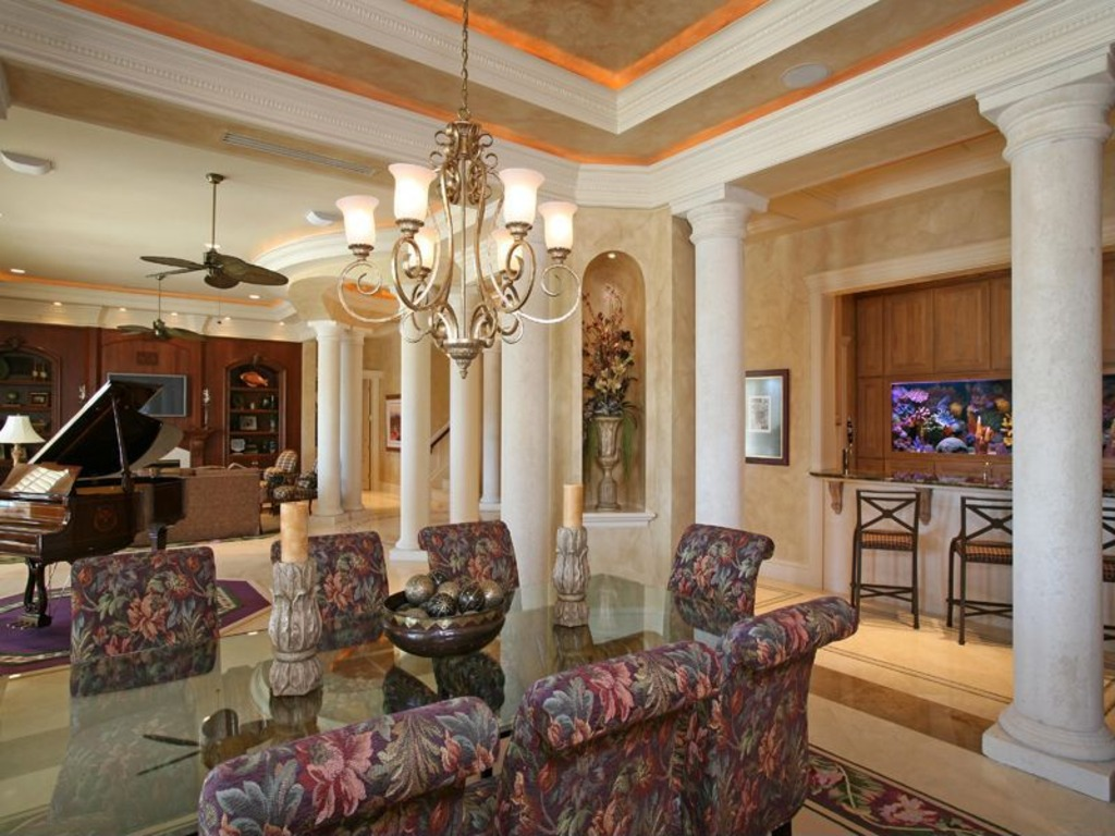 Former NBA Great Larry Bird Selling Naples Home for 48