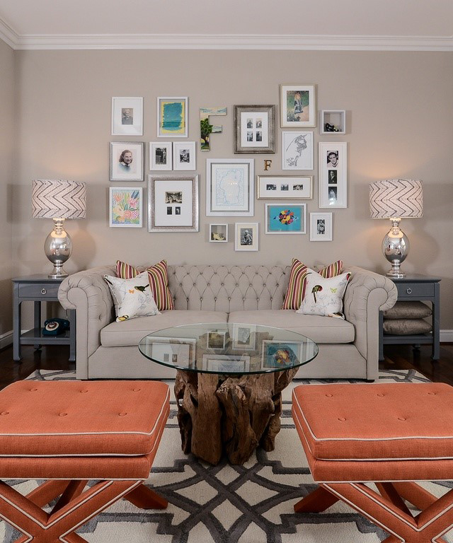 Home Decor Challenge The Big Blank Wall Zillow Porchlight