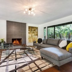 Mid Century Living Room Ideas Light Green Get This Look Modern Midcentury 22533 Lassen St Chatsworth Ca